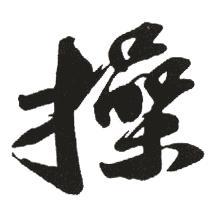 操(汉语汉字)图片