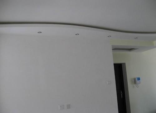 壁纸链接延伸吊顶