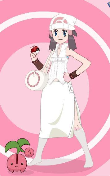小遥(日本动画《神奇宝贝超世代》女主角)图片