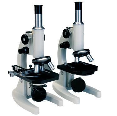 光学显微镜主要由目镜