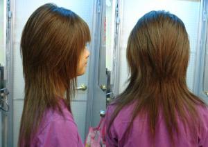 离子烫的危害二:破坏头发发质 离子烫会伤头发:专家指出,任何一种图片