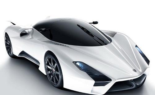 超级跑车 拥有高强动力输出,出众外形的跑车.其排量基本在4.