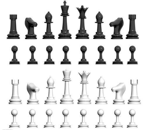 las-fichas-del-ajedrez images - frompo