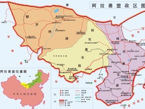 石嘴山手绘地图