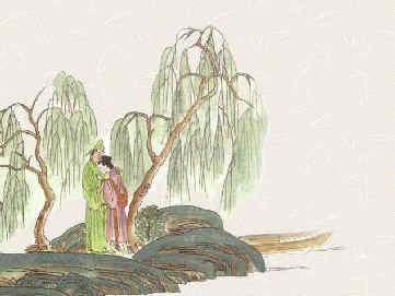 是中国文学史上第一部长篇叙事诗,与《木兰辞》并称乐府诗双璧.
