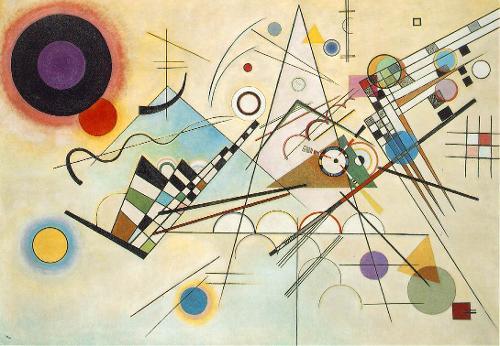 抽象画-抽象