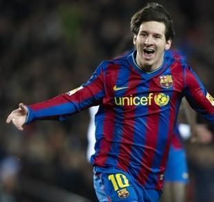 里奥·梅西(阿根廷足球运动员)
