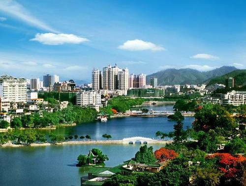 东省惠州市区地�_惠州(广东省辖地级市)