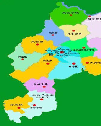 吉林四平巴厘岛地图