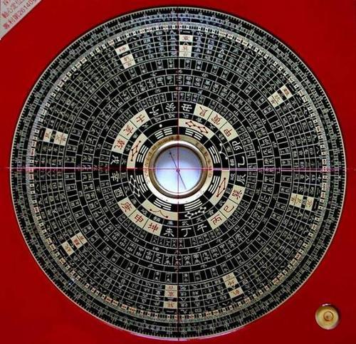 中国罗盘_罗盘上所标示的信息却蕴含了大量古老的中国智慧.
