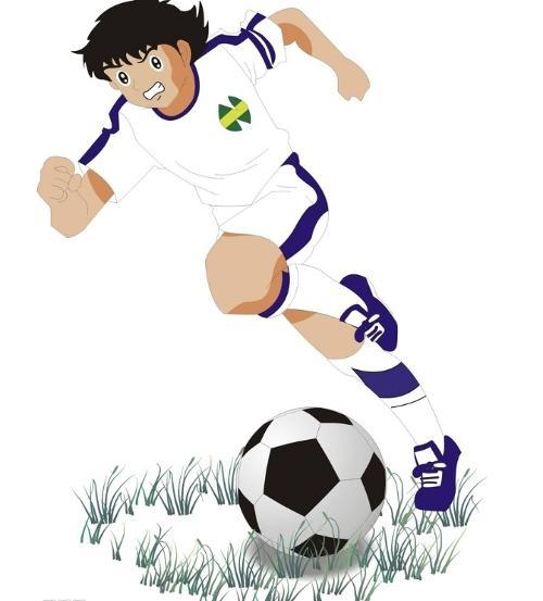 足球冠军 卡通图片
