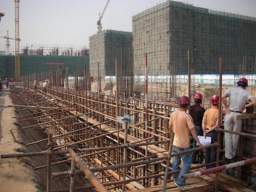 现浇钢筋混凝土框架结构