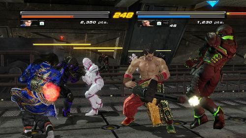 最强3d格斗游戏