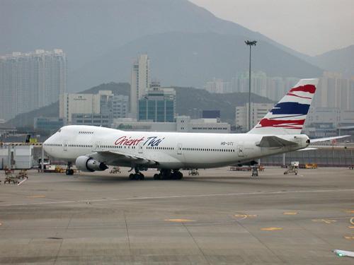 泰国东方航空