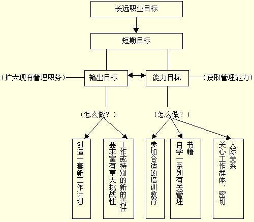 简述制定计划的步骤