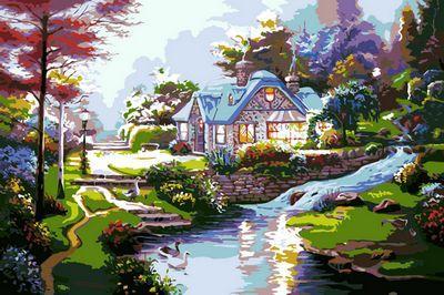 世界着名风景油画大师