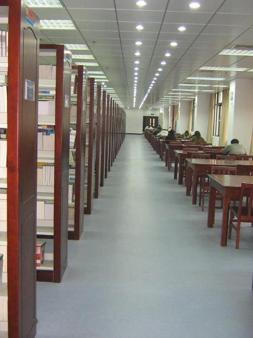 安徽财经大学图书馆建于1959年