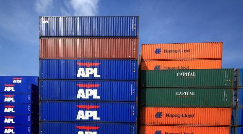 同一规格的集装箱,由于结构和制造材料的不同
