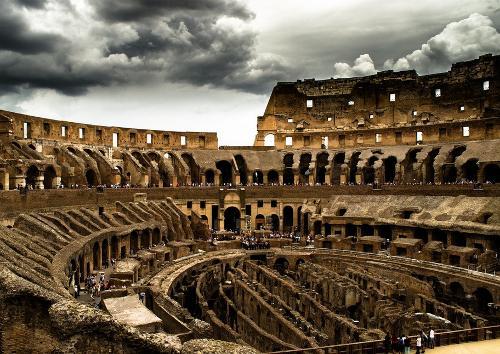 古罗马文化早期在自身的传统上受伊特鲁图片
