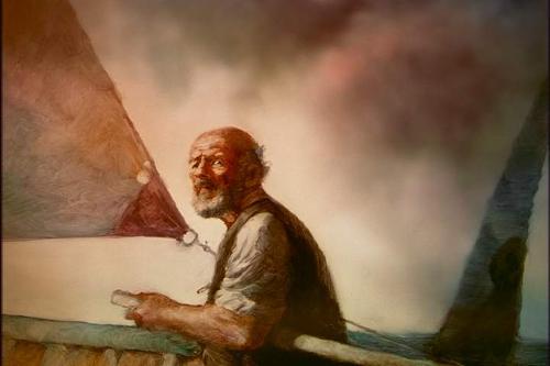 老人与海 美国作家海明威著名小说 搜狗百科