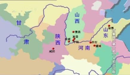 琅琊榜国家地图