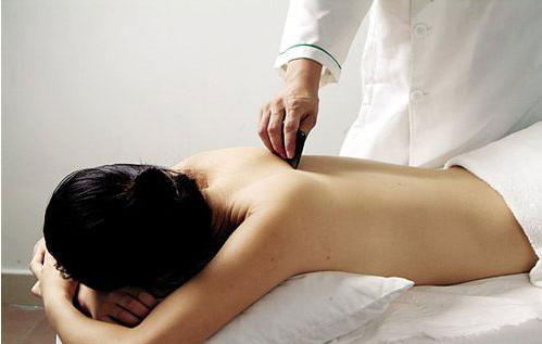 刮痧(中医传统自然疗法)