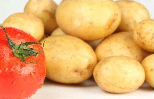 土豆怎么装饰可爱