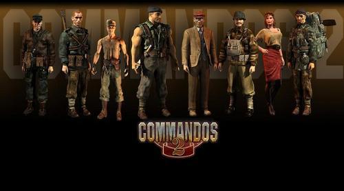 盟军敢死队 游戏图片   《盟军敢死队》开创了一个崭新的 ...