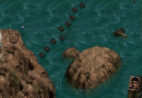 盟军敢死队 游戏图片   《盟军敢死队:深入敌后》是由Pyro ...