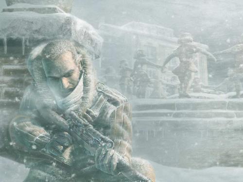 盟军敢死队 游戏图片   1.开/关队员头像,打开即在大头像上...