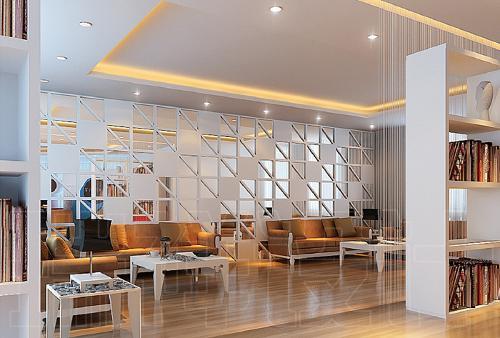 室内设计效果图,采用现代空间的设计时尚,风格逐一打造,紧扣字体如何设计高度性质图片