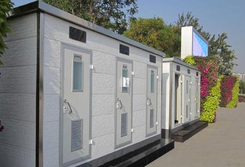 免水冲移动厕所,水循环生态移动厕所