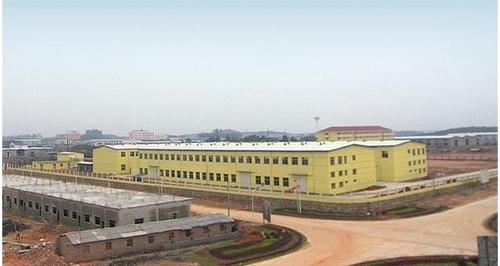 江西黎川工业园区