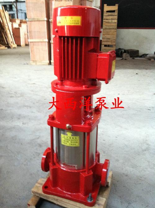 该系列泵在性能,结构,材料和配套上均满足消防泵的要求.