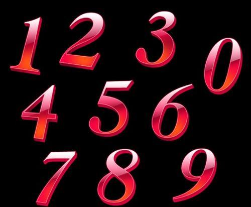 阿拉伯数字由0,1,2,3,4