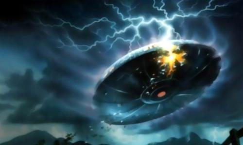 在中国古代,ufo又叫作星槎.20世纪以前较完整的目击报告有300件以上.