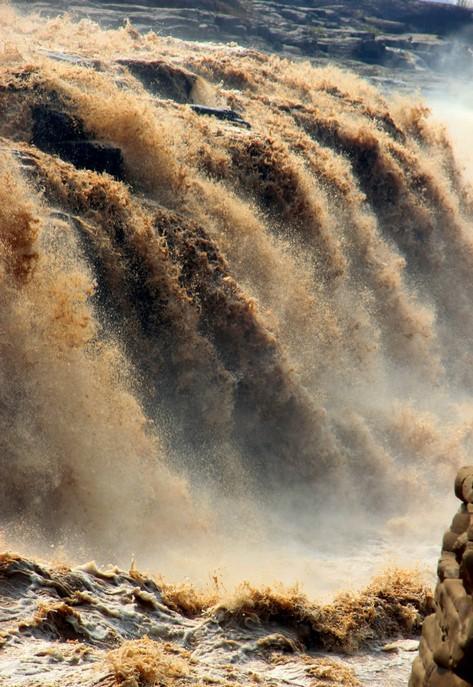 黄河 1、黄河的表征