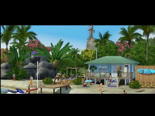 模拟人生3:天堂岛