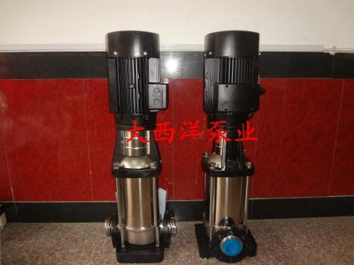 gdlf型立式不锈钢多级管道泵图片