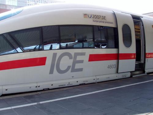 德国ice列车