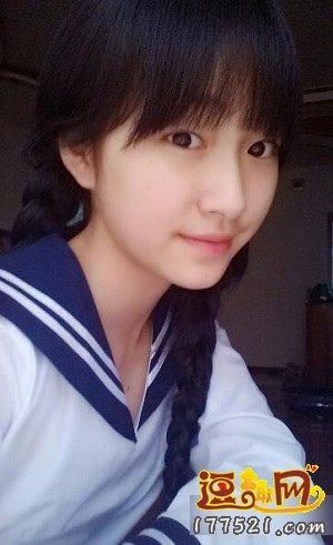 """""""最美苗女""""杨肸子素颜生活照;;"""