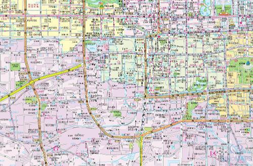 北京美食地图:闹中取静的特色小馆