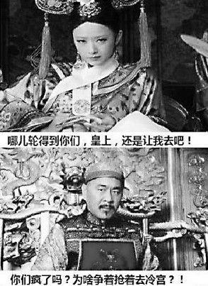 甄嬛冷宫体 搜狗百科图片