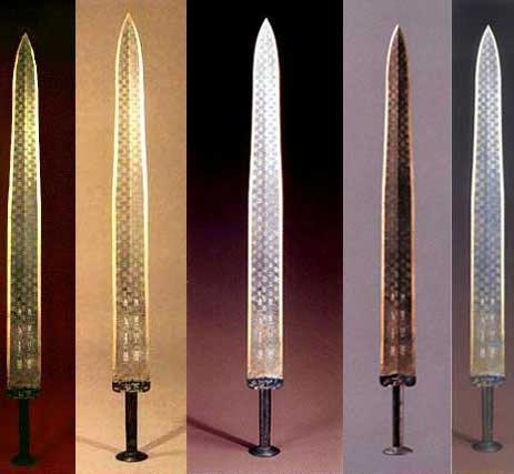 越王勾践剑   越王勾践剑于1965年在   湖北   江陵   望...