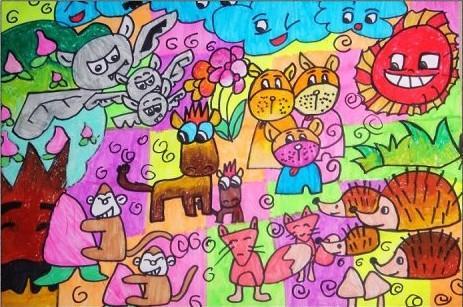儿童画 - 搜搜百科