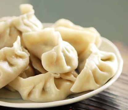 月牙形饺子的包法图解