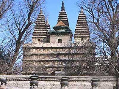 北京五塔寺