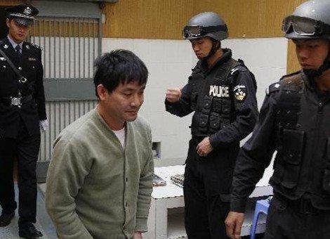 昆明市中级人民法院收到糯康等四名被告人的死刑复核裁定和死刑执行