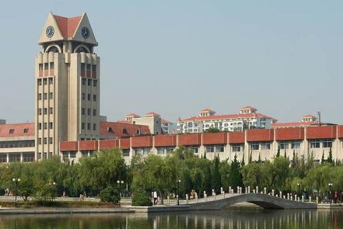 烟台大学图片