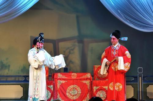 荆州花鼓戏